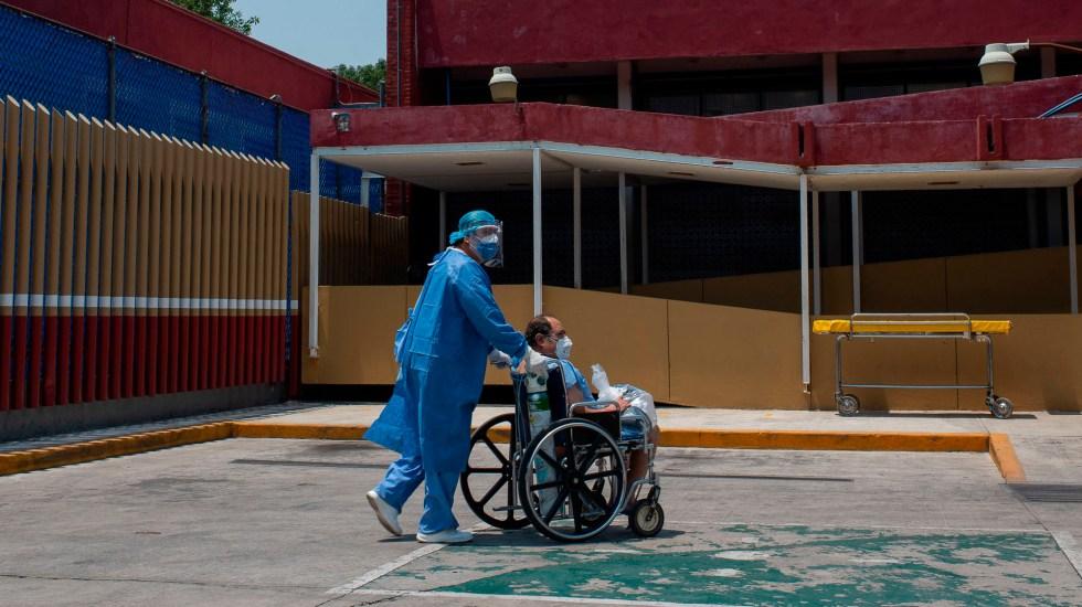 Solo tres hospitales COVID-19 de la Ciudad de México tienen alta disponibilidad de camas - México coronavirus COVID-19