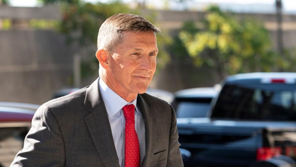 Estados Unidos retira cargos criminales contra Michael Flynn, exasesor de Trump - Michael Flynn, primer asesor de Seguridad Nacional del presidente Donald Trump. Foto de EFE