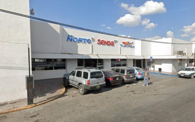 Trabajadores despedidos de línea de autobuses protestan en Monclova - Monclova Coahuila Central Camionera