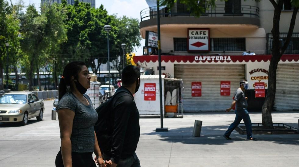 Tianguistas, taxistas y meseros podrán obtener un Crédito a la palabra - Foto de Notimex