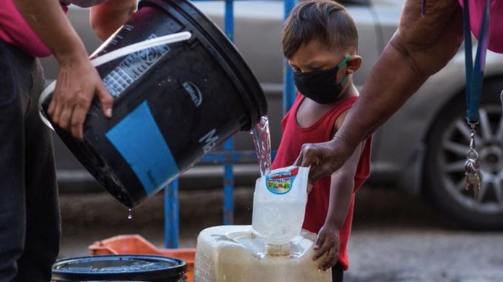 UNICEF pide más fondos ante efecto de la pandemia de COVID-19 en niños - Foto de Unicef