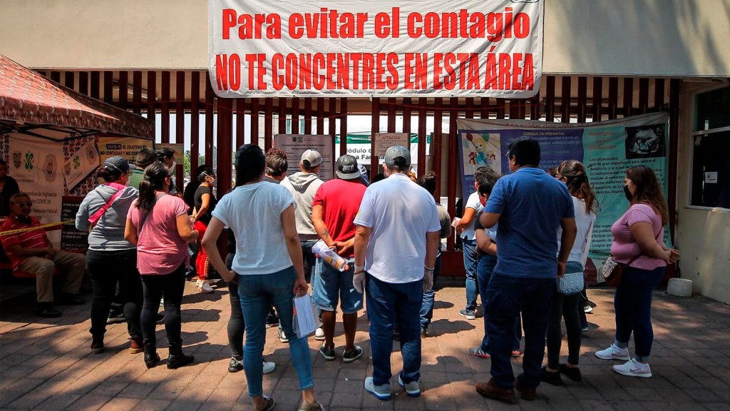 """""""Nueva normalidad en México no debe ser precipitada"""", afirman Antonio Lazcano y José Ramón Cossío - nueva normalidad hospital coronavirus COVID-19"""