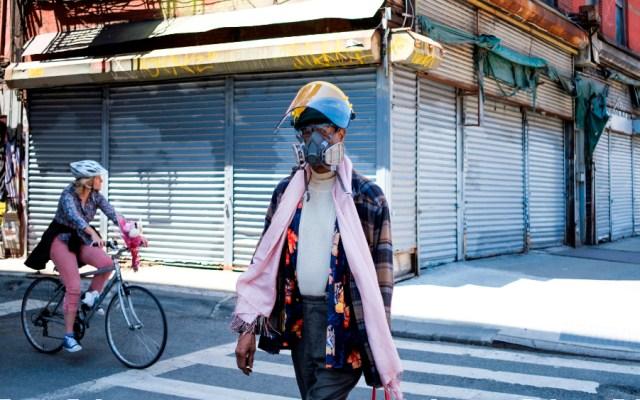 Nueva York repartirá 1.5 millones de comidas diarias a afectados por COVID-19 - Foto de EFE