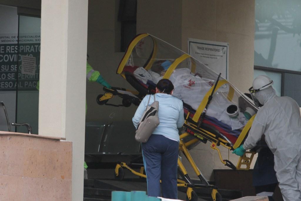 Ligero repunte de pacientes hospitalizados por COVID-19 en Ciudad de México - Foto de Notimex