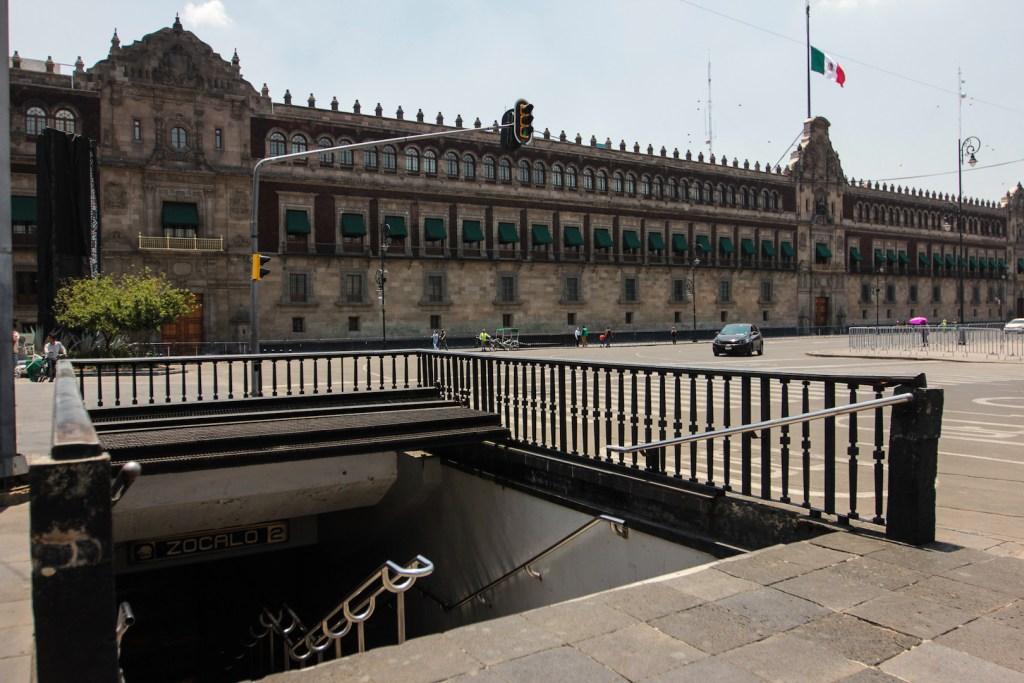Activan Alerta amarilla por altas temperaturas en 10 alcaldías de la Ciudad de México - Centró Histórico de la Ciudad de México