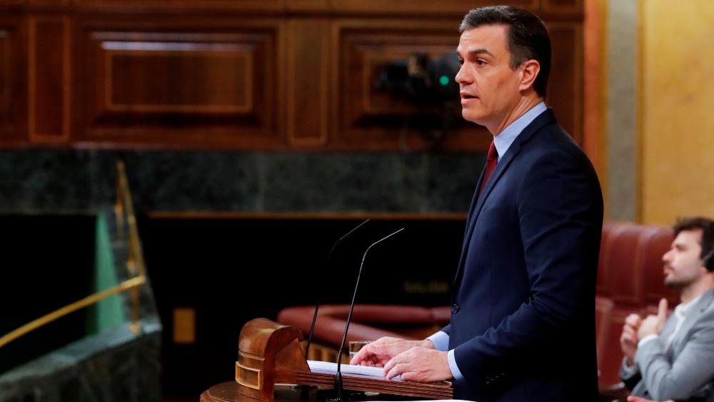 Pedro Sánchez y otros líderes pedirán nueva financiación que ayude a Latinoamérica - El presidente del Gobierno, Pedro Sánchez. Foto de EFE
