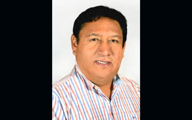 Murió Armando Portuguez Fuentes, alcalde de Tultepec - Foto de Facebook