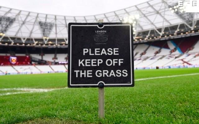 Gobierno británico abre la puerta para que Premier League regrese en junio - Foto de EFE