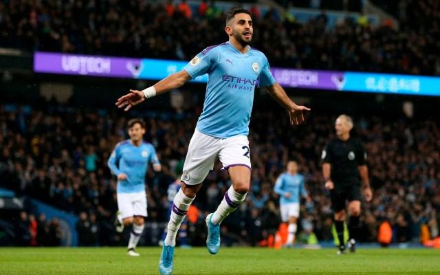 Manchester City tiene todo para ganar la Champions League: Riyad Mahrez - Riyad Mahrez