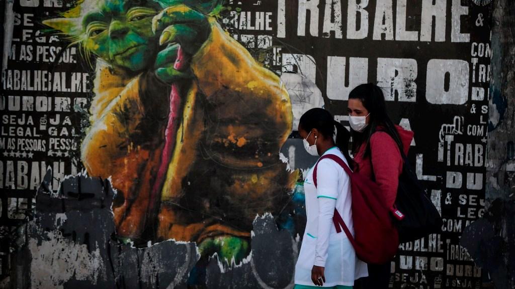 Sao Paulo anuncia reapertura gradual de economía a partir del 1 de junio - Sao Paulo coronavirus COVID-19