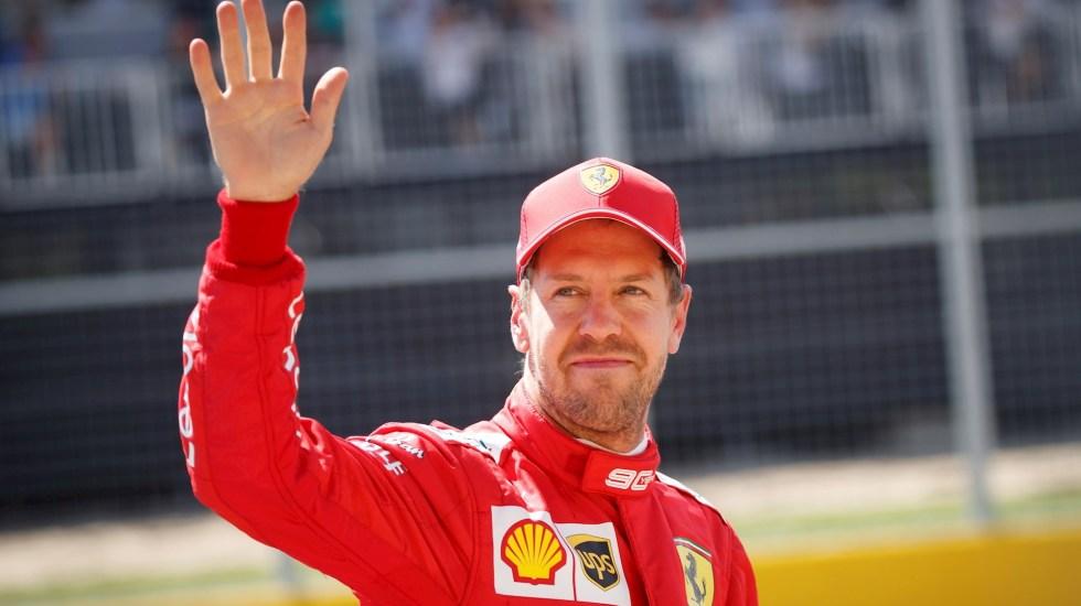 Ferrari y Sebastian Vettel deciden no extender su contrato - Sebastian Vettel Ferrari