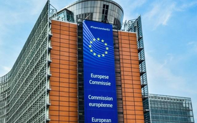 Comisión Europea propone programa de Salud de 9 mil 400 millones de euros por COVID-19 - Sede de la Comisión Europea en Bruselas