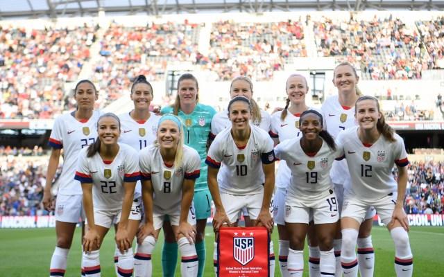 Selección Femenil de EE.UU. pierde demanda de igualdad salarial - Selección de Futbol Femenil de Estados Unidos. Foto de @USWNT