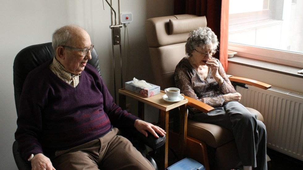 La 'sexalescencia' - Tercera edad ancianos asilo