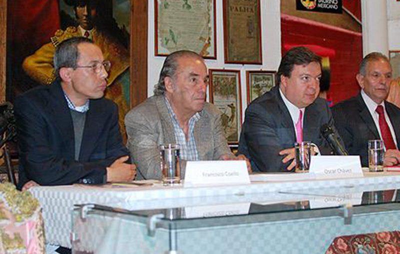 Óscar Chávez y el toreo
