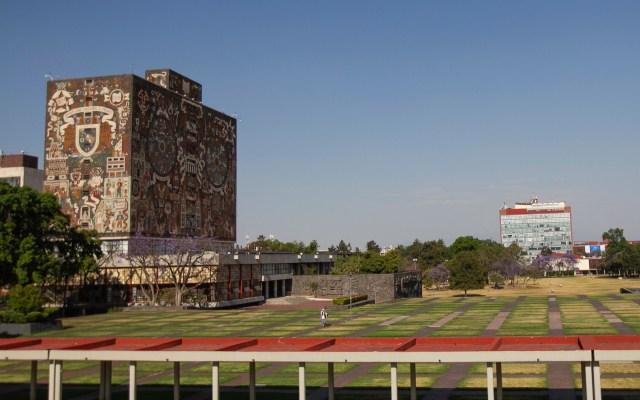 UNAM no reanudará clases presenciales antes del 15 de junio - Foto de Notimex