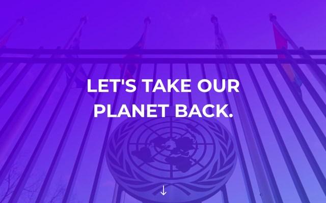 """ONU se deslinda del proyecto """"Nuevo Orden Mundial"""" - Foto Especial"""