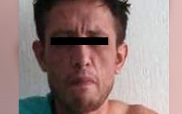 Vinculan a proceso a sujeto que disparó contra policías de Atizapán - Vinculado a proceso por disparar contra policías de Atizapán. Foto de FGJEM