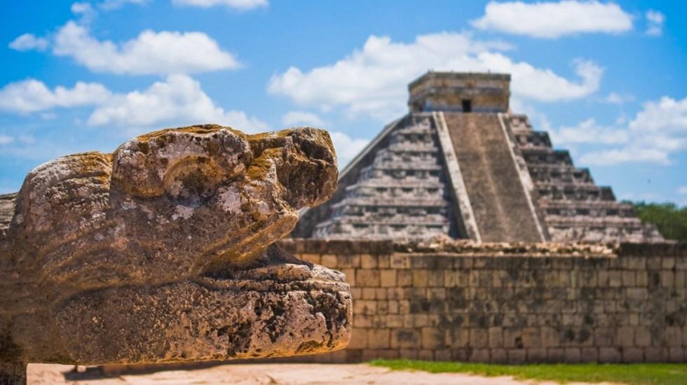 Conoce las siete maravillas del mundo moderno desde casa - Chichén Itzá. Foto de Marv Watson / Unsplash