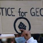Lo que sabemos del asesinato de George Floyd - Foto de EFE.