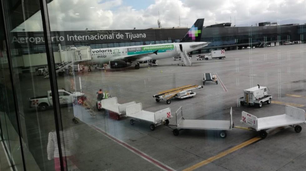 Inspectores cierran ilegalmente baños, estacionamiento y comercios del Aeropuerto de Tijuana - Aeropuerto Internacional de Tijuana