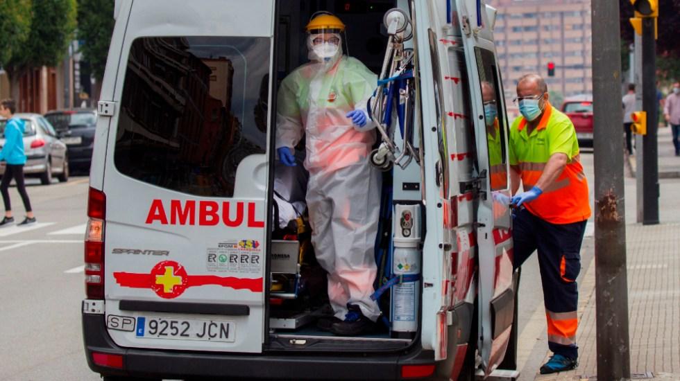 España supera los 700 mil contagios de COVID-19; suma 31 mil 118 muertes por la enfermedad - Foto de EFE