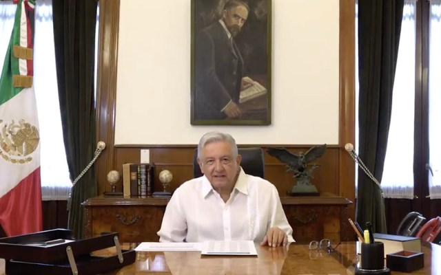 """#Video """"Se va a cumplir nuestro pronóstico"""": AMLO presenta datos 'alentadores' sobre la recuperación económica de México - AMLO mensaje Andrés Manuel López Obrador 2"""