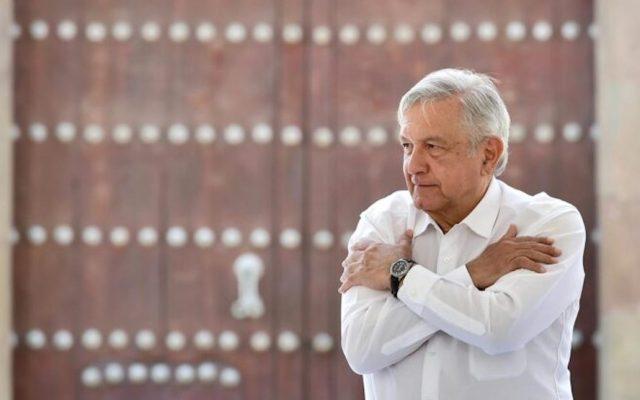 Notifican al Congreso de la Unión viaje de López Obrador a Washington - Andrés Manuel López Obrador. Foto de lopezobrador.org.mx.