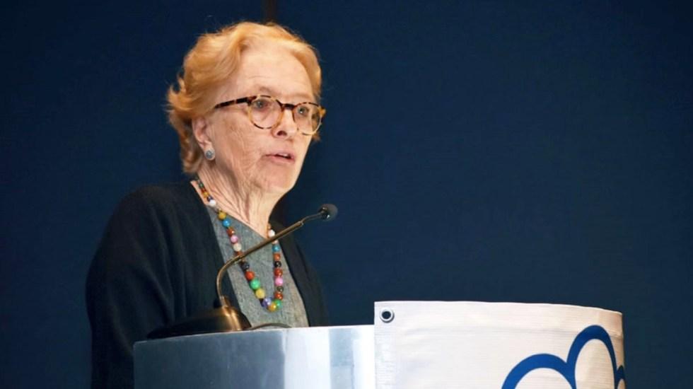 Asa Christina Laurell renunció a la subsecretaría de Salud por presiones de Jorge Alcocer - Foto de OEM