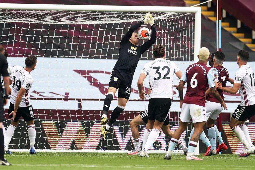 Ojo de halcón confirma que hubo error al no validar gol al Sheffield en la Premier; ofrece disculpas - Foto de EFE