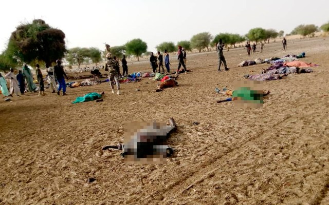 Ataque de Boko Haram en Nigeria deja al menos 70 muertos - ataque boko haram nigeria