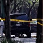 García Harfuch afirmó que tras atentado en su contra no puede estar distraído o lamentándose - García Harfuch atentado CJNG