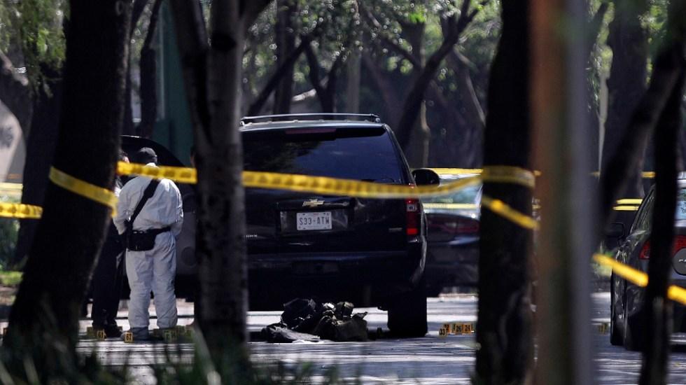 Liga EE.UU. a dos miembros del CJNG en ataque a García Harfuch y Aristóteles Sandoval - García Harfuch atentado CJNG