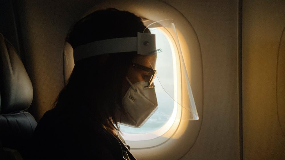 Francia impone cuarentena a viajeros de cuatro países - avion viajes coronavirus COVID19 viajeros
