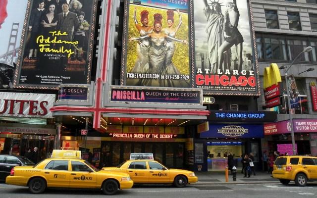 Broadway anuncia que no abrirá sus teatros hasta 2021 - Broadway Nueva York teatros