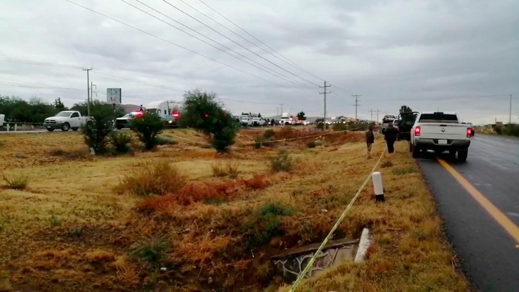 Hallan 15 cadáveres encobijados en carretera de Zacatecas - cadáveres Zacatecas