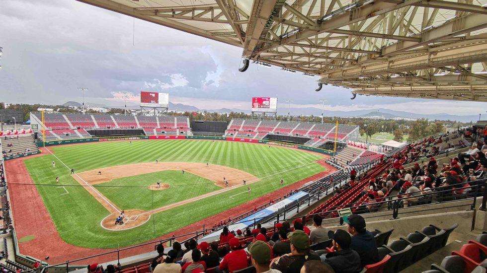 Trabajan Diablos Rojos y Liga Mexicana de Beisbol en protocolos para la 'nueva normalidad' - Foto de Carlos Tomasini.