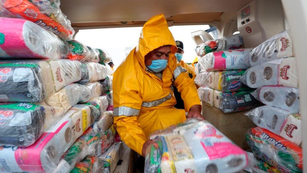 Habilitan centros de acopio en Yucatán para afectados por tormenta Cristóbal - centros de acopio Yucatán