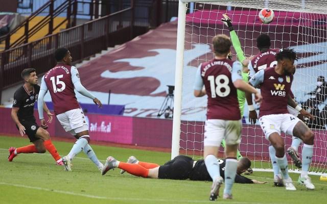 Chelsea remonta al Aston Villa con asistencias de Azpilicueta - Chelsea Aston Villa partido 21062020