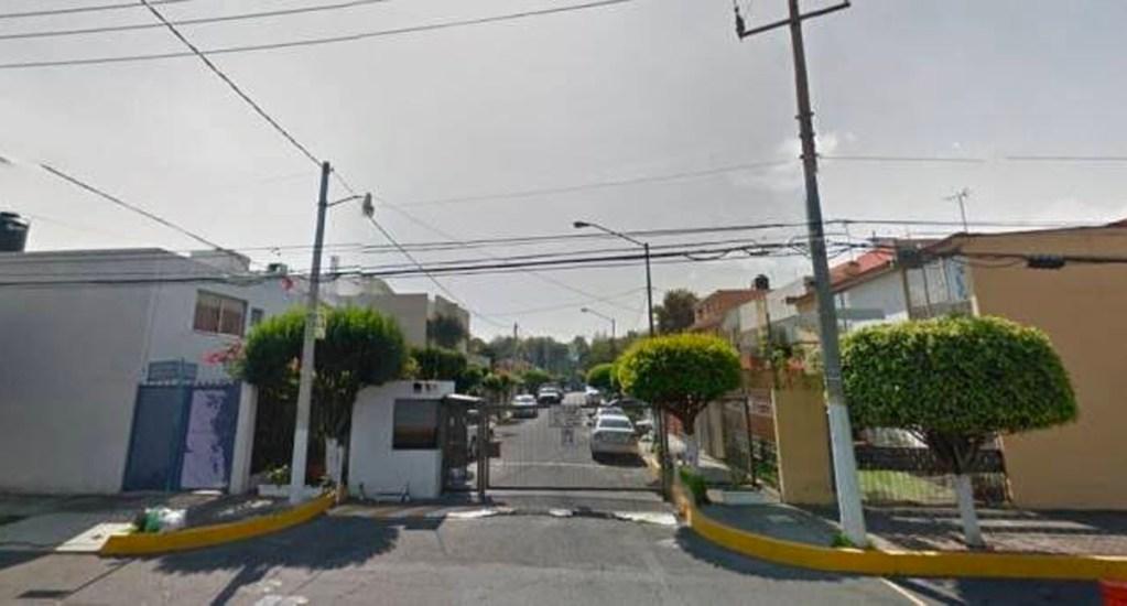 Matan a mujer de la tercera edad y a su hija en vivienda de Coapa - Colonia Prado Coapa