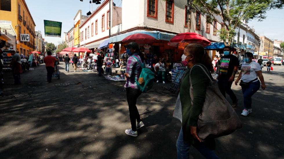 Actividad económica de México repunta 5.7% en julio, pero cae un 9.8% anual - Foto de EFE