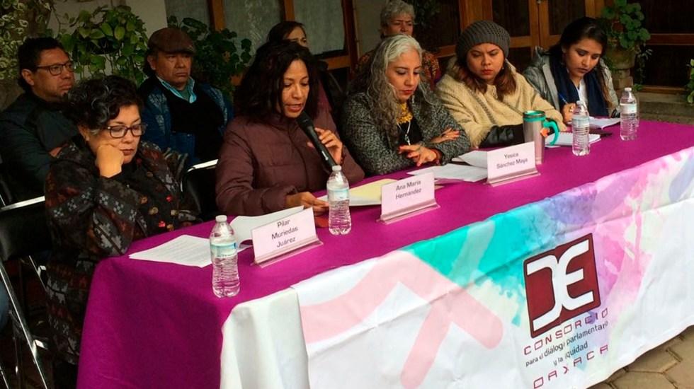 ONGs internacionales denuncian amenazas contra feministas de Oaxaca - Consorcio Oaxaca feministas