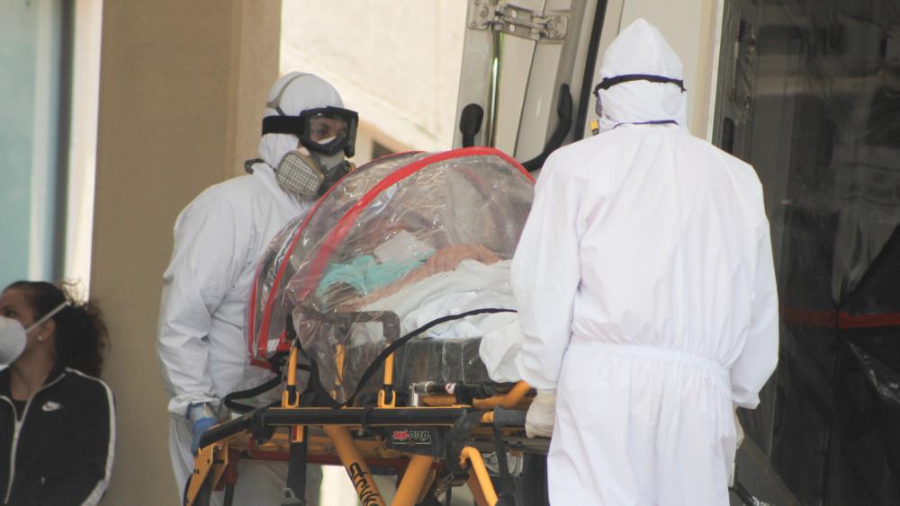 Vamos a seguir domando la pandemia: AMLO; pide evitar psicosis - Foto de Notimex