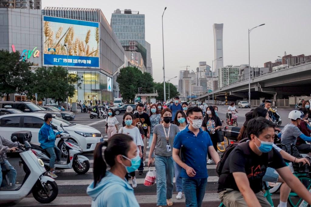 China contabiliza 49 nuevos casos de COVID-19, 36 en Beijing - Foto de EFE