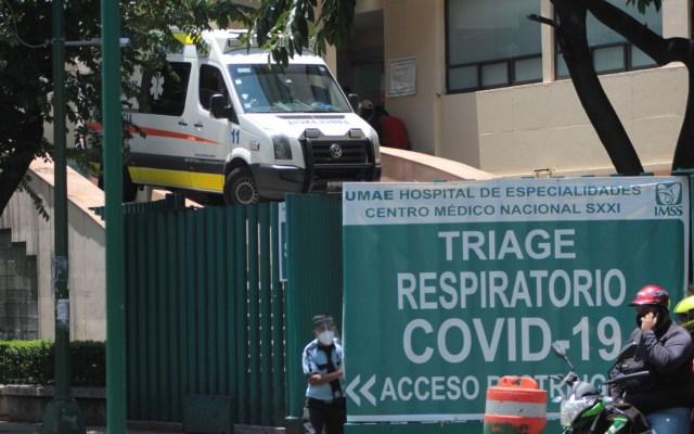 #Video México registra en las últimas 24 horas 4 mil 50 casos positivos y 267 muertos por COVID-19 - COVID-19 CIudad de México coronavirus Hospital médicos