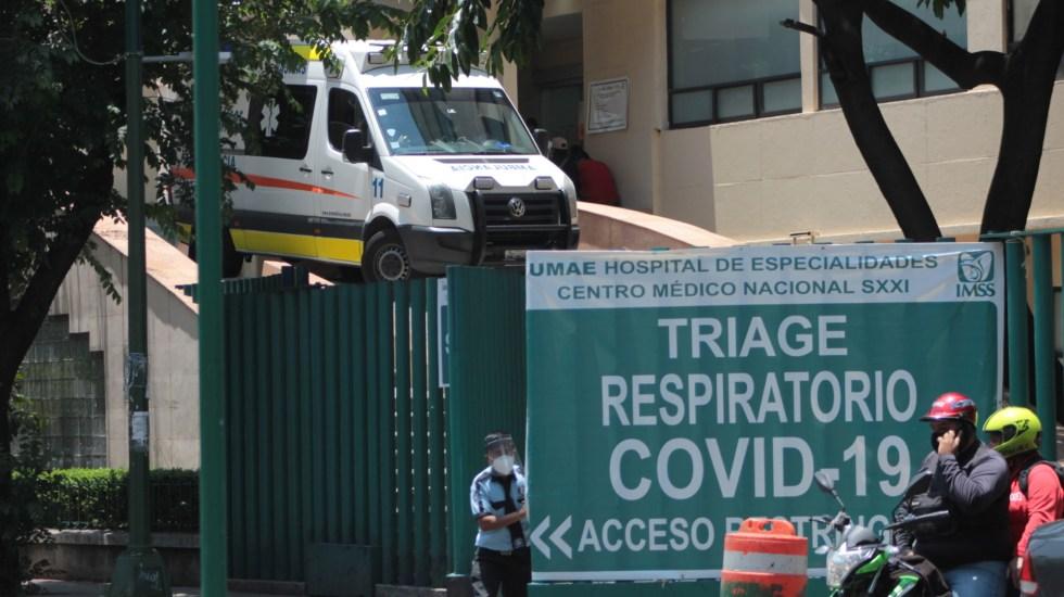 #EnVivo En las últimas 24 horas México registró 4 mil 376 nuevos casos y 292 defunciones por COVID-19 - COVID-19 CIudad de México coronavirus Hospital médicos