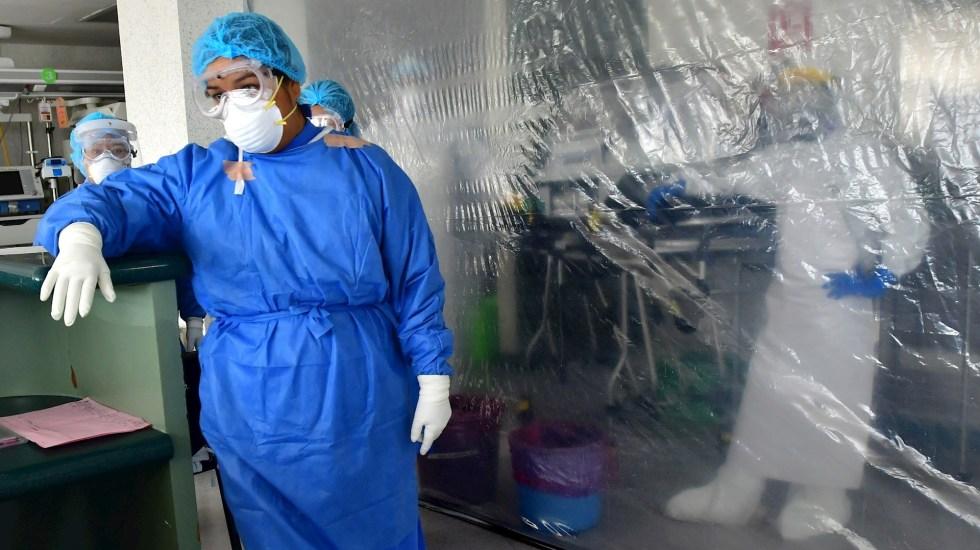 Elevan a cuatro millones la cifra de sanitarios afectados por COVID-19 en el mundo - COVID-19 coronavirus México enfermedad pandemia epidemia