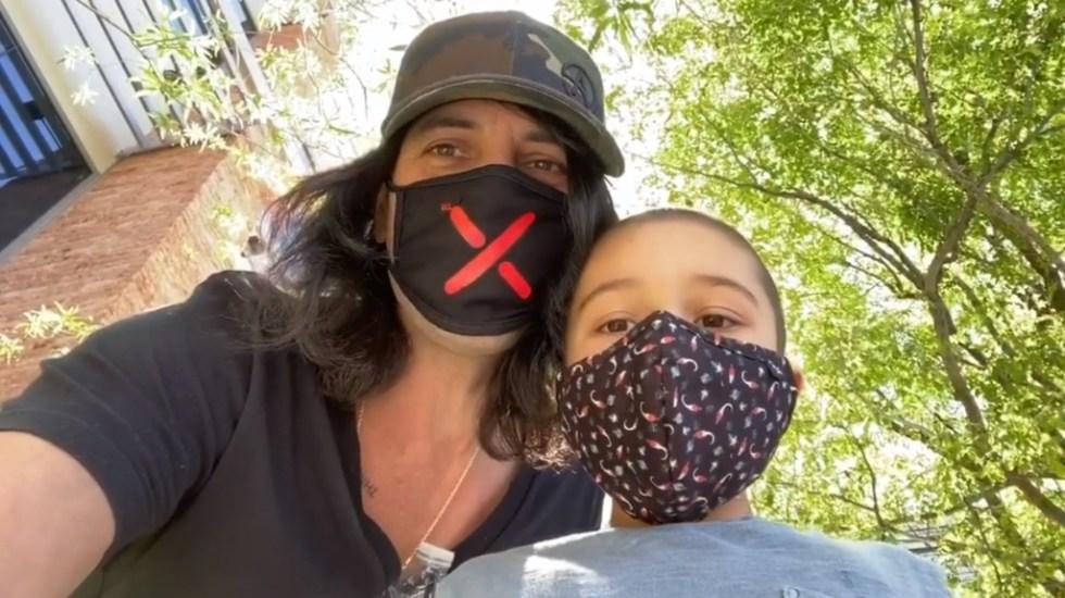 Hijo de Criss Angel sufre recaída en el cáncer - Criss Angel hijo Johnny