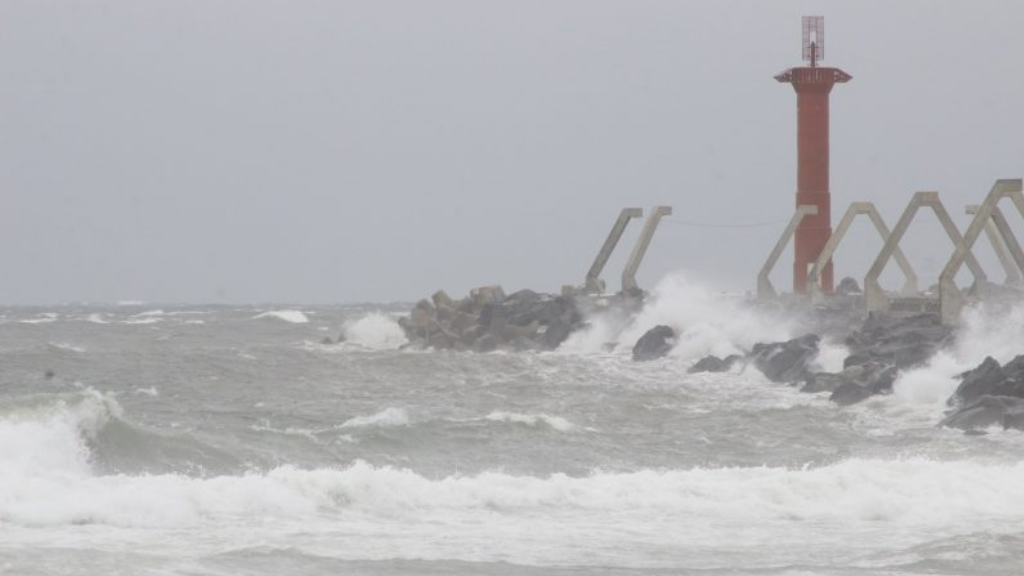 Cristóbal provoca inundaciones y daños en Veracruz - Cristóbal Veracruz Coatzacoalcos tormentas lluvias 2