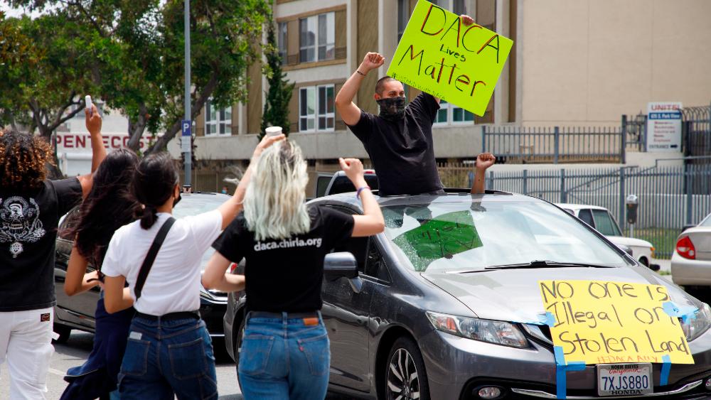 """Los """"soñadores"""" en EE.UU. continúan con su sueño tras fallo sobre DACA - Foto de EFE"""